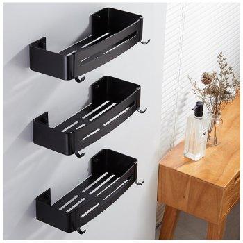 Badkamer plank bad zwart aluminium