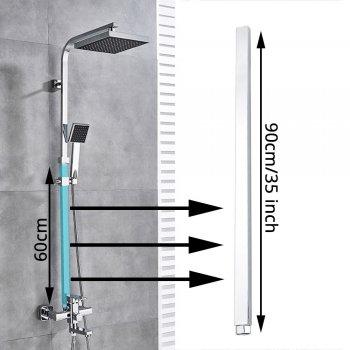 Buis van 90 cm ter vervanging van de originele lengte van 60 cm