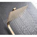 Kwaliteit geborsteld nikkel regendouche 8 inch
