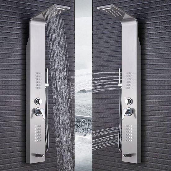 Nieuw luxe massage douche paneel