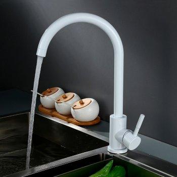 Basic keuken mengkraan wit rond