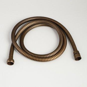 Douche Slang Antiek brons Flexibele 1.5M