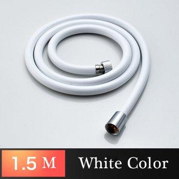 Douche slang PVC wit flexibele 1.5M