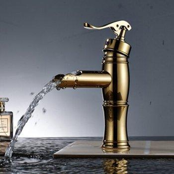 Gouden Kwaliteits design Wastafel mengkraan