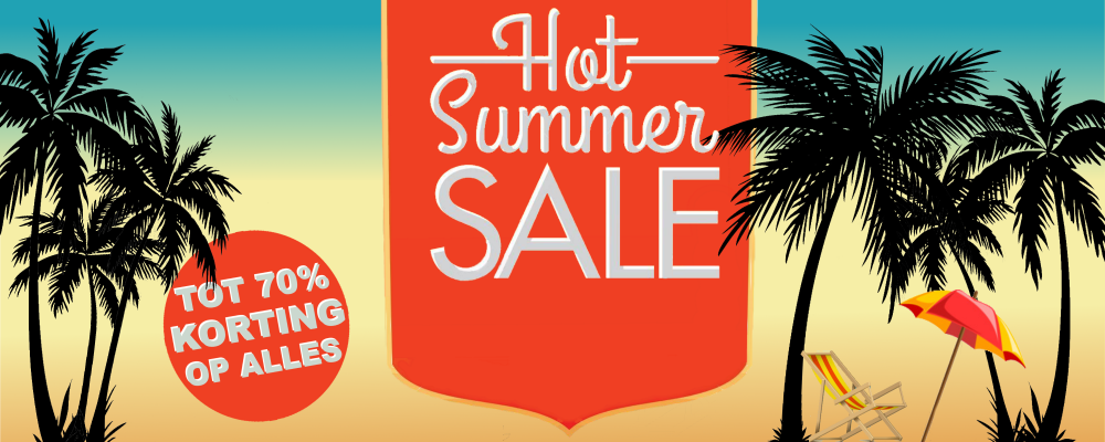 Valisa.nl - Hot Summer Sale